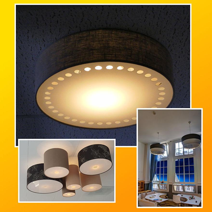 blenders voor lampenkappen