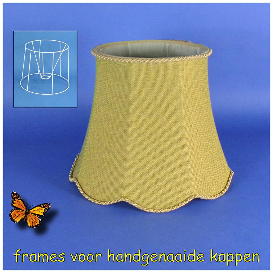 frames voor handgenaaide lampenkappen