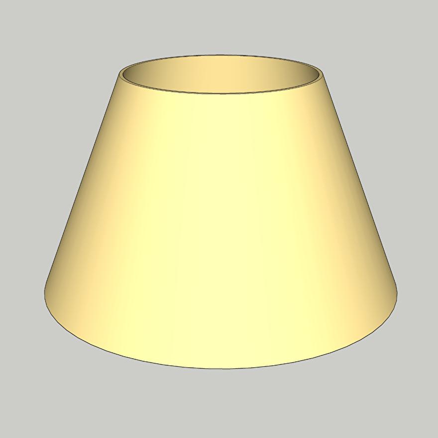 lampenklap model 30