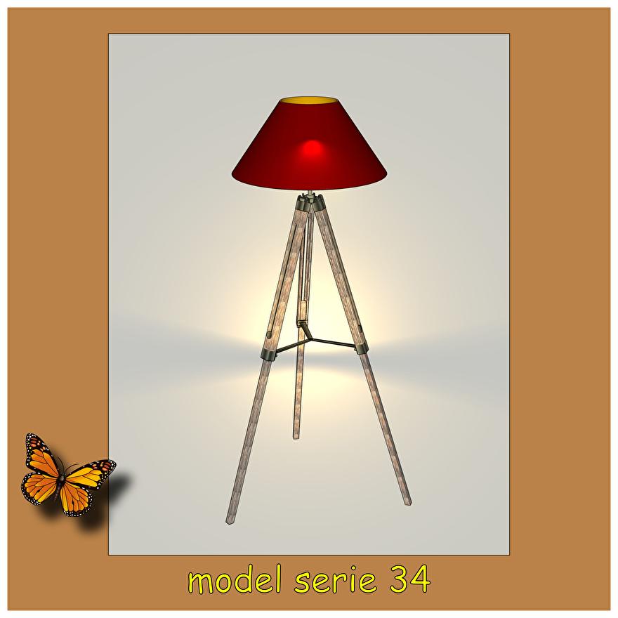 lampenka model 34