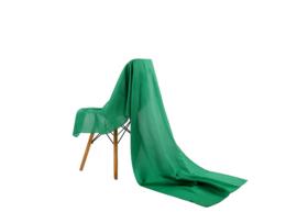 Emilie Scarves omslagdoek sjaal Lang Satijn - groen - 200*70CM