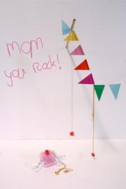 Mom you rock! Moederdag special