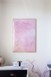 Candy Floss artwork + print!