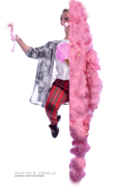 Give a piece of art and a visit to the Candy Floss factory!