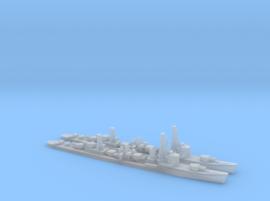 Asashio - Destroyer - 1:1800