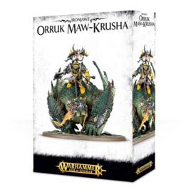 Megaboss on Maw-krusha / Gordrakk, Fist of Gork