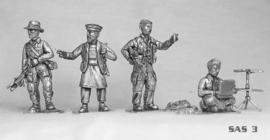 SAS Command Team with Interpreter (SAS3)