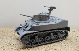M5 Stuart - 1/56 Scale
