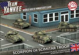 Scorpion or Scimitar Troop (Plastic)