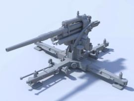 8.8cm Flak 36 - 1/56 Scale