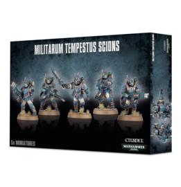 Militarum Tempestus Scions / Command squad