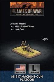 M1917 Machine-gun Platoon