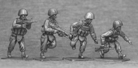 Chinese Infantry Advancing (PLA2)