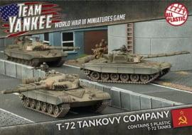 T-72 Tankovy Company