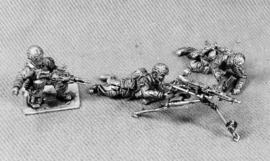 Bundeswehr MG3 Team (BUNDE5)