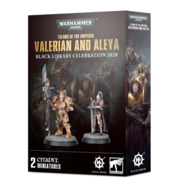 Talons of the Emperor Valerian and Aleya