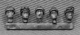 Russian Heads with Masks (RUS07)