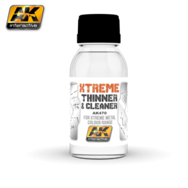 XTREME CLEANER & THINNER 100ml