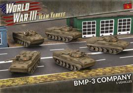 PRE ORDER: BMP-3 Company (Plastic)