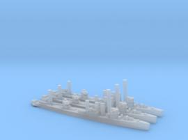 Clemson Minelayer - Destroyer - 1:1800
