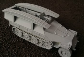 251/7 Pioneer Wagon Ausf D - 1/56 Scale