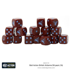 British Airborne D6 pack