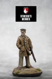 "British Army Colonel (SAS) – David Stirling ""Phantom Major"""