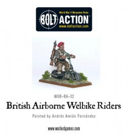 British Airborne Welbike Riders