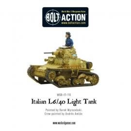 L6/40 Light Tank