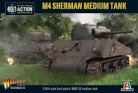 M4 Sherman medium tank (plastic)