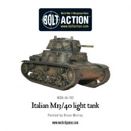 M13/40 Light tank