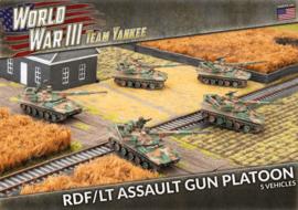 PRE ORDER: RDF/LT Assault Gun Platoon