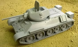T34 76mm (1941) - 1/48 Scale