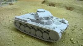 Panzer II Ausf F - 1/48 Scale