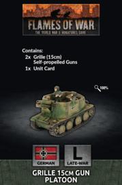 Grille 15cm Gun Platoon