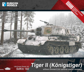 Pre-order: King Tiger without Zimmerit
