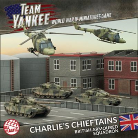 Charlie's Chieftains - Army deal