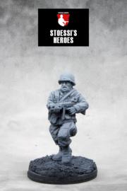 US Airborne Lieutenant – Ronald C. Speirs