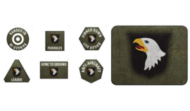 101st Airborne Division Tokens and Objectives