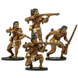 Warrior Musketeers