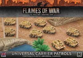 Universal Carrier Patrol (Plastic)