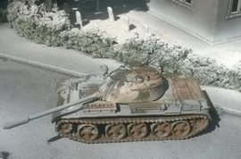 T55 MBT - 1/56 Scale