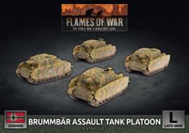 Pre-order: Brummbar Assault Tank Platoon
