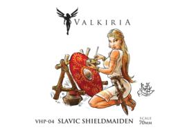 Slavic Shieldmaiden