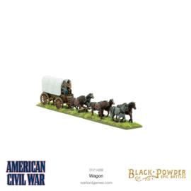 Pre-order: American Civil War Wagon