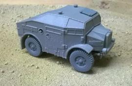 Morris C8 Quad MK I - 1/48 Scale