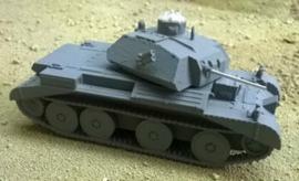 MK IV Cruiser tank (A13 MK II) - 1/56 Scale