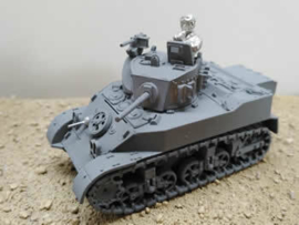 M5 Stuart Late Production - 1/56 Scale