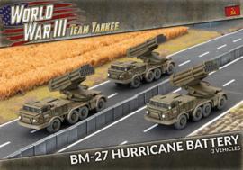 PRE ORDER: BM-27 Hurricane Battery