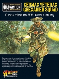 German Veteran Grenadier Squad